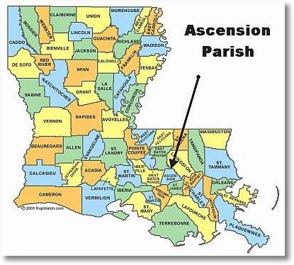 Ascension Parish Louisiana Real Estate News