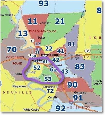 gbrmls map