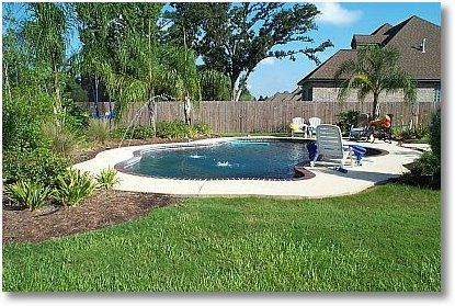 greater baton rouge gunite pool