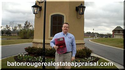 baton rouge real estate appraisal bill cobb 400