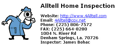 Alltell Home Inspection