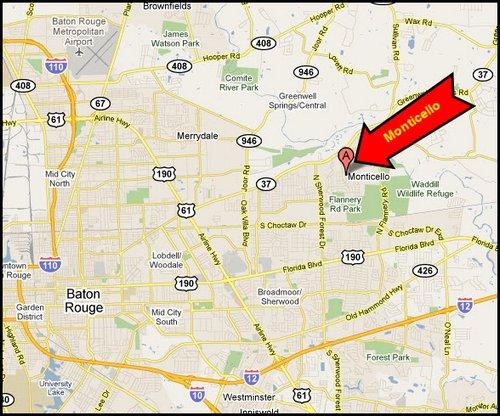 monticello-subdivision-baton-rouge-map