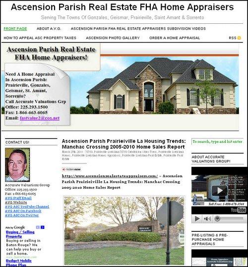 ascension-parish-home-appraisers