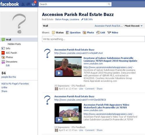 ascension-parish-real-estate-buzz-on-facebook