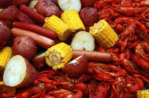 bigstock Crawfish Boil 7405663