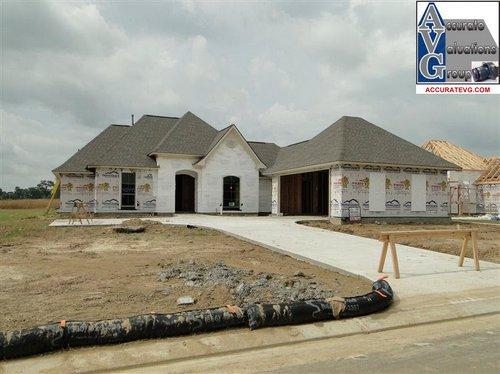 Prairieville Louisiana New Construction Shadows of Ascesion Ascension Parish 70769