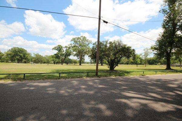 Webb Park Golf Course Baton Rouge