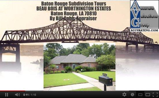 Beau Bois At Worthington Estates Baton Rouge